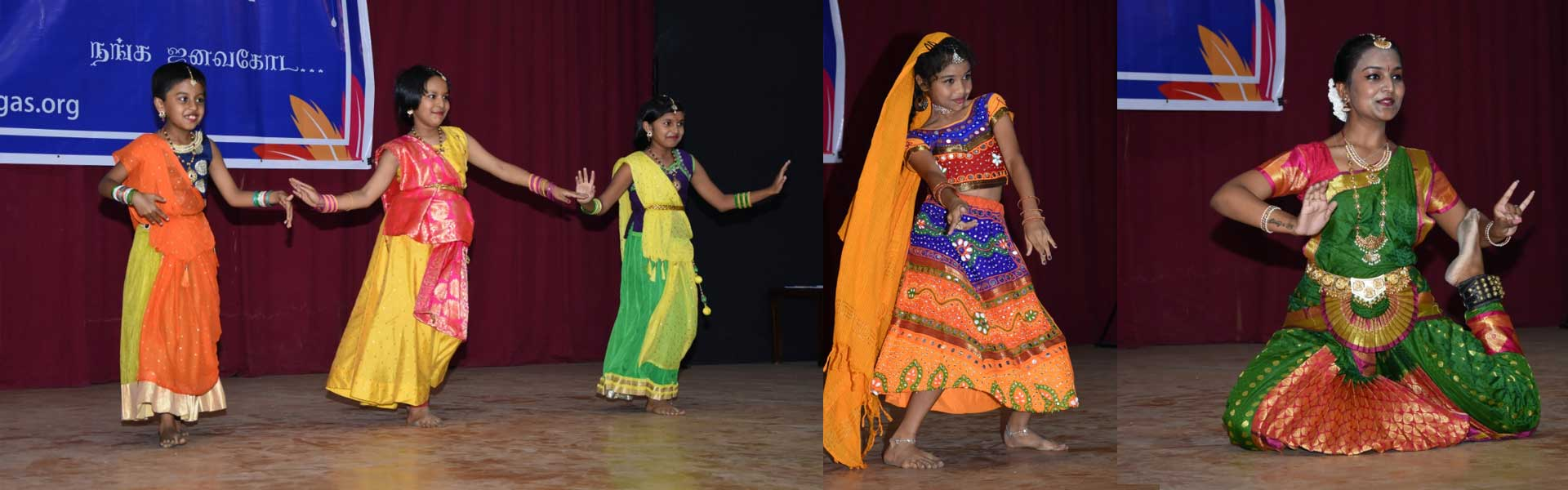 Cultural Program at KBGA Anniversary